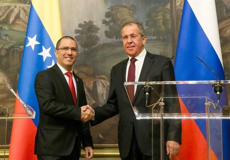 لاوروف: همبستگی روسیه با رئیسجمهور و ملت ونزوئلا/آمریکا حق سرنگونی دولت ونزوئلا را ندارد