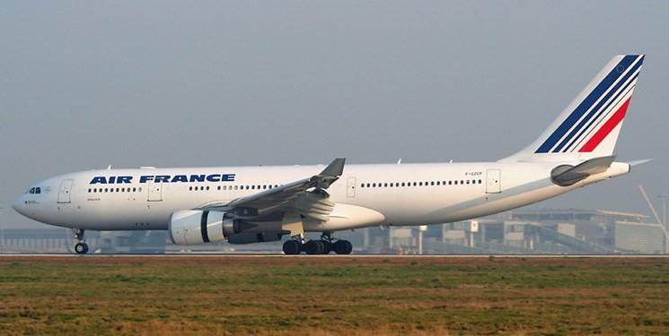 فرود اضطراری هواپیمای فرانسوی در فرودگاه اصفهان