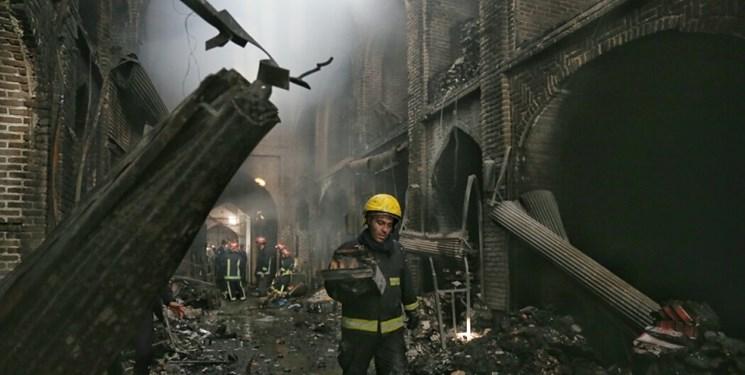 پرداخت خسارت وارده به بازاریان تبریز تا پایان هفته جاری
