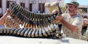 کشته شدن ۴۵۴ نفر در درگیریهای پایتخت لیبی