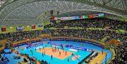 آمادگی کامل سالن رضازاده اردبیل برای میزبانی لیگ والیبال ملتهای جهان