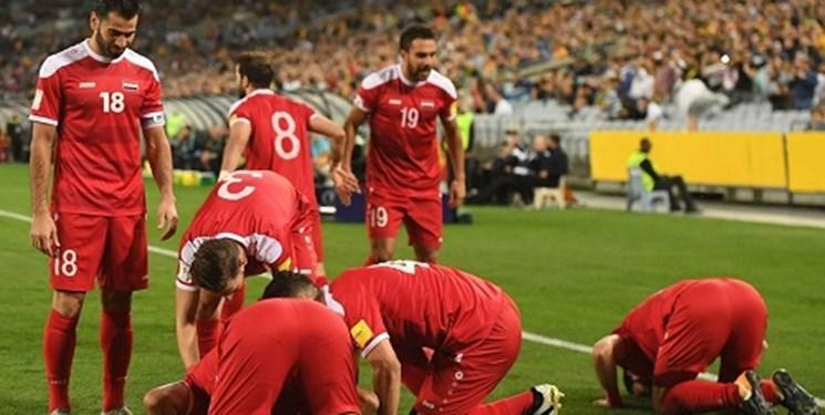 اسامی ۲۴ بازیکن سوریه برای دیدار با ایران اعلام شد