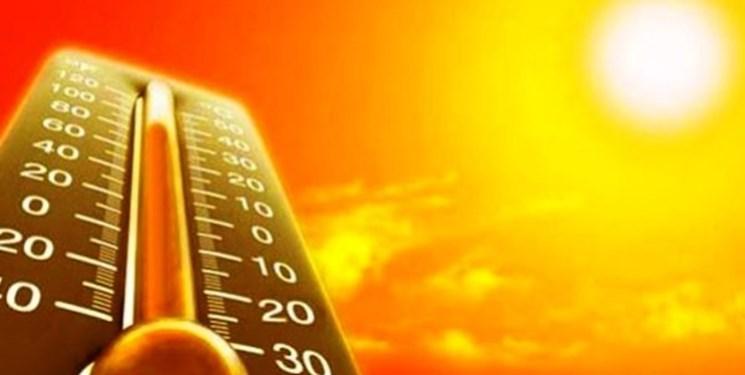 باد شدید بعدازظهر امروز در تهران/ گرمای ۴۰ درجه در اهواز