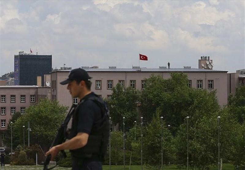 حمله ۲ تروریست به مجلس ترکیه