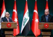جزئیات دیدار عبدالمهدی و اردوغان در آنکارا