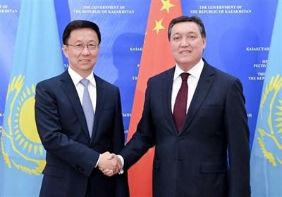 اجراییسازی ۵۵ پروژه به ارزش ۲۷ میلیارد دلار میان چین و قزاقستان