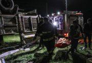 کشته شدن ۵ مهاجر غیرقانونی در وان ترکیه