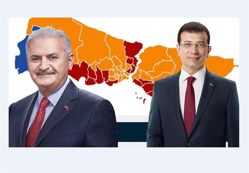 نظرسنجی سه شرکت در مورد نتایج انتخابات استانبول