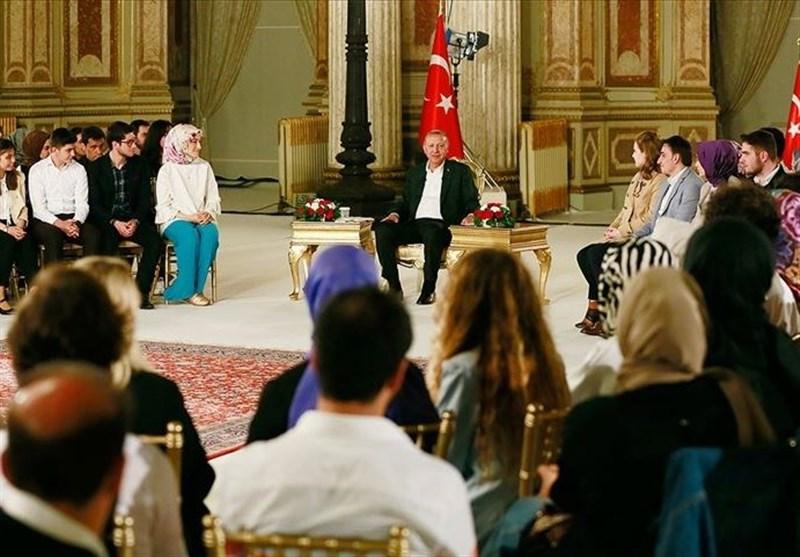 اردوغان: اولویت ترکیه بعد از اس ۴۰۰ خرید اس ۵۰۰ است