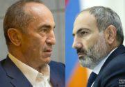رئیسجمهور اسبق ارمنستان آزاد شد/ تنشهای سیاسی بین ایروان و جداییطلبان قرهباغ شدت گرفت