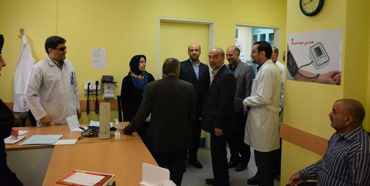 افتتاح نخستین کلینیک فوق تخصصی کنترل فشار خون شمالغرب کشور در تبریز