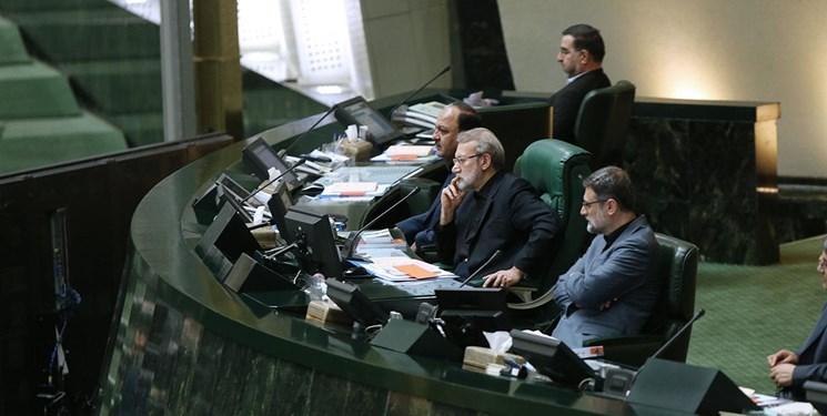 لاریجانی رئیس مجلس ماند/ پزشکیان و مصری نواب رئیس شدند