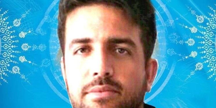 شهادت رزمنده سپاه «ابراهیم آخوندزاده» درمقابله با اشرار ضدانقلاب