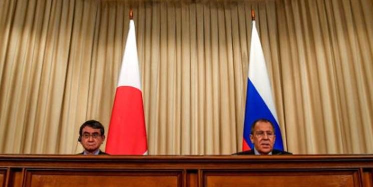 لاوروف: با مقامهای ژاپنی درباره ایران گفتوگو کردیم