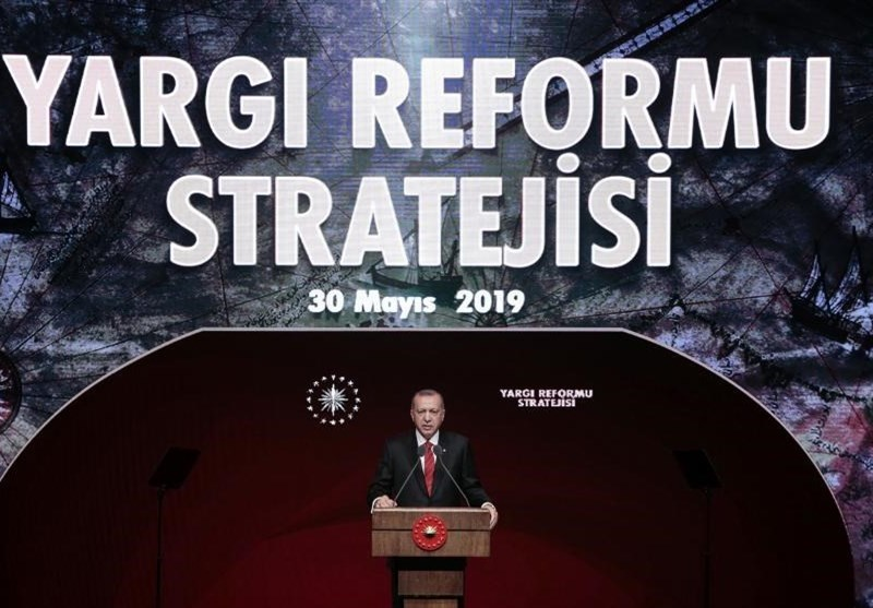 اصلاحات در دستگاه قضای ترکیه و اتحادیه اروپا