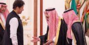برخورد غیرمعمول نخستوزیر پاکستان با پادشاه سعودی خبرساز شد