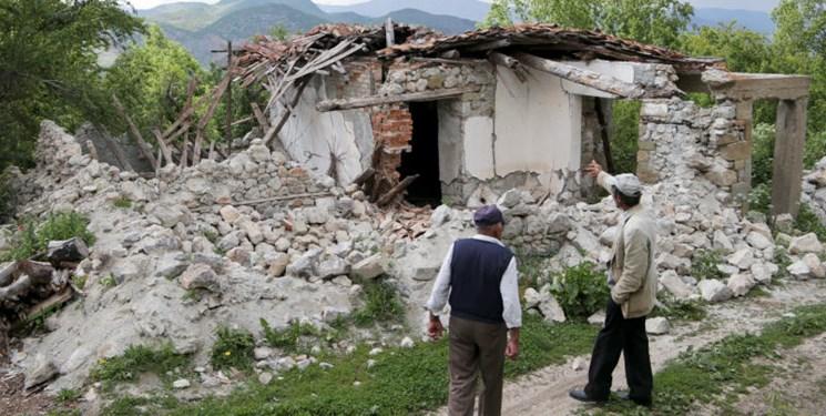 زلزله در آلبانی باعث ویرانی ۱۰۰ منزل شد
