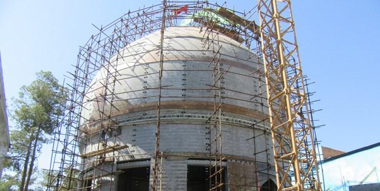 گنبد جدید حرم امام حسین(ع) در مراحل پایانی ساخت/ پیشبینی دوبرابر شدن زوار اربعین