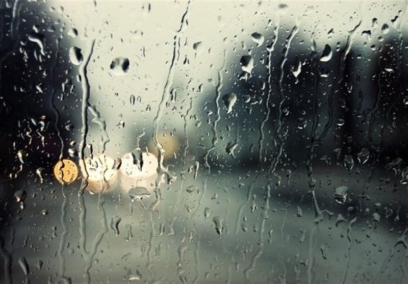 آسمان آذربایجانشرقی تا پایان هفته ابری همراه با بارش باران است