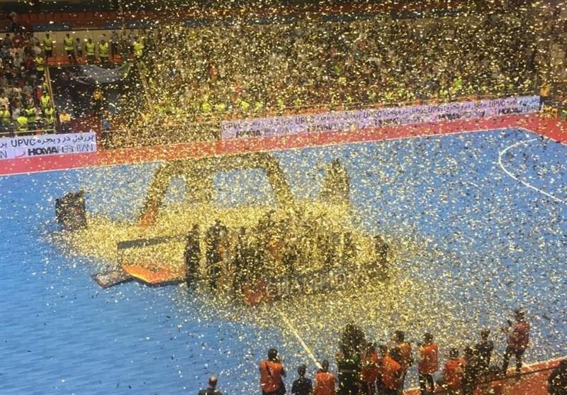 قهرمانی زیر 20 سال آسیا