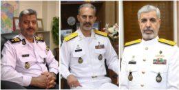 سه فرمانده ارتشی به درجه «سرتیپی» نائل آمدند