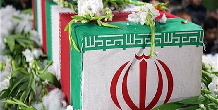مراسم تشییع پیکر مادر نخستین شهید دفاع مقدس در مهاباد برگزار شد