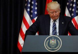 ترامپ مدعی شد: یک پهپاد ایرانی را هدف قرار دادهایم + اخبار تکمیلی