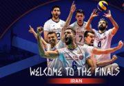 لیگ ملتهای والیبال  چهره ۶ تیم صعود کننده به فینال مسابقات مشخص شد