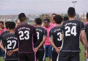 شکست تیم فوتبال ماشینسازی در دیداری دوستانه