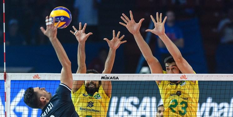 تیم ملی والیبال مقابل مصر هم شکست خورد