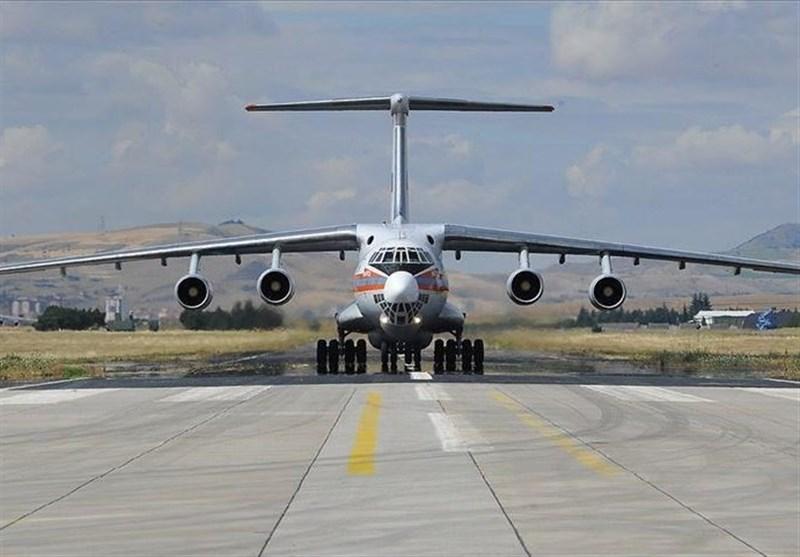 دهمین محموله تجهیزات سامانه اس-۴۰۰ وارد ترکیه شد