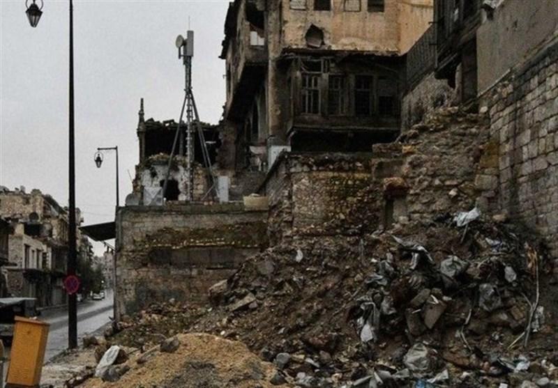 کشف سلاحهای ساخت رژیم صهیونیستی در مقر تروریستها در سوریه