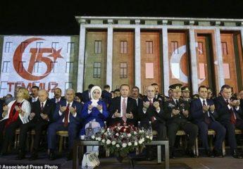 یادداشت   اردوغان و آکپارتی٬ سه سال پس از کودتا
