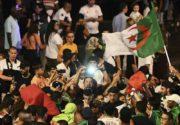 فوتبال جهان|جشن صعود الجزایر به فینال جام ملتهای آفریقا باعث دستگیری ۲۸۲ نفر شد