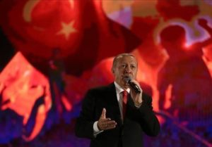 اردوغان: سامانه اس ۴۰۰ در سال ۲۰۲۰ عملیاتی میشود