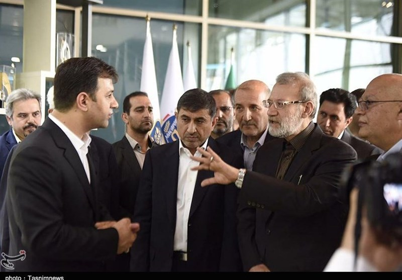 رئیس مجلس در ساوجبلاغ: مجلس از رونق تولید حمایت میکند/ تمام کمیسیونها مامور به همکاری با دولت شدند