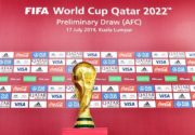 برگزاری مراسم قرعهکشی مرحله دوم انتخابی جام جهانی ۲۰۲۲/ ایران باز هم با عراق همگروه شد + عکس