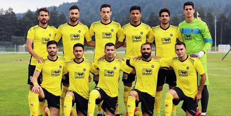 ادامه پیروزیهای سپاهان با شکست تیم ترکیهای