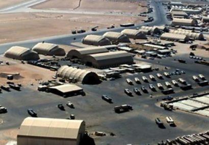 تلفات حملات موشکی عین الاسد به ۵۰ نفر رسید