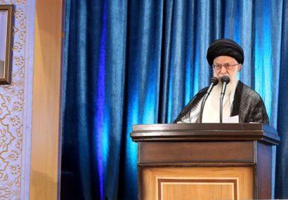 امام خامنه ای نماز جمعه این هفته تهران را اقامه میکنند