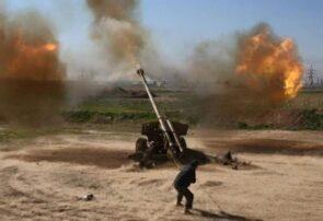 ۴ عملیات الحشد الشعبی برای پاکسازی کامل مناطقی از عراق در نزدیکی مرز با ایران