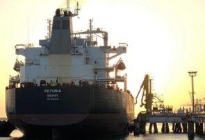 نفتکش سوم ایران تا ساعاتی دیگر وارد آب های ونزوئلا می شود