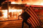 یک معترض آمریکایی دیگر به ضرب گلوله کشته شد