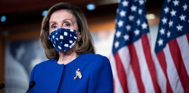 «نانسی پلوسی» بار دیگر رییس مجلس نمایندگان آمریکا شد
