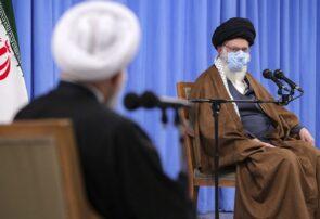 جلسه ویژه رهبر انقلاب با سران قوا در حال برگزاری است