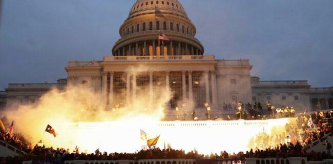 بحران آمریکا| برقراری حکومت نظامی در واشنگتن؛ ۴ نفر کشته شدند