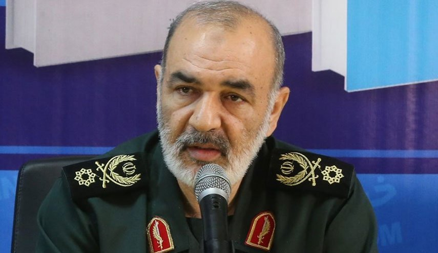 نیروی قدس سپاه فلسطینیها را در قدرت خودکفا کرده است