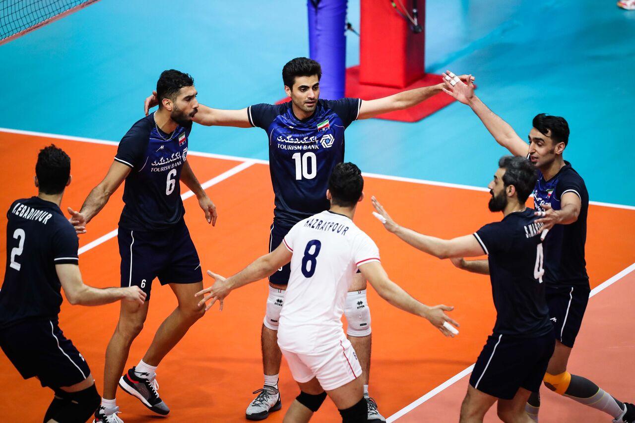 پخش زنده والیبال ایران – کانادا(پخش مستقیم شبکه سه)