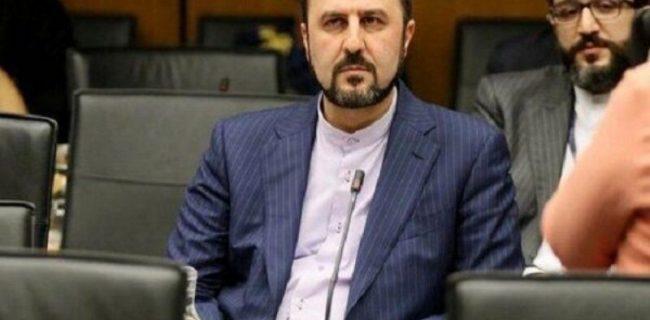 غریبآبادی: قطعنامه شورای حکام فاقد جنبه الزام آوری است