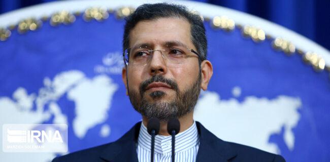 ایران حملات موشکی به مناطق مسکونی و کشتار غیرنظامیان را محکوم کرد
